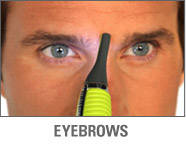 Micro Touch® Max - Eyebrows